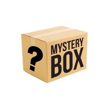 Mystery Box ze słodyczami 100zł +GRATIS