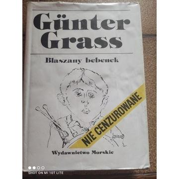 Gunter Grass Blaszany bębenek