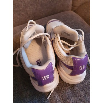 HIT buty tenisowe Wilson 38 - 39 jak nowe TANIO