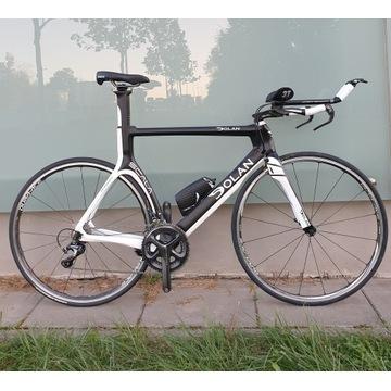 Rower czasowy Dolan tt carbon triathlon dura ace