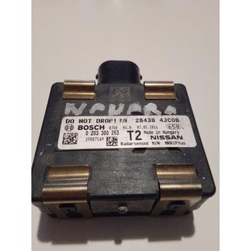 Radar sensor Nissan Navara  NP300. 28438 4JC0B