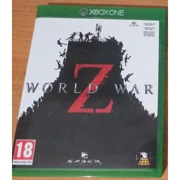 WORLD WAR Z PL Xbox One