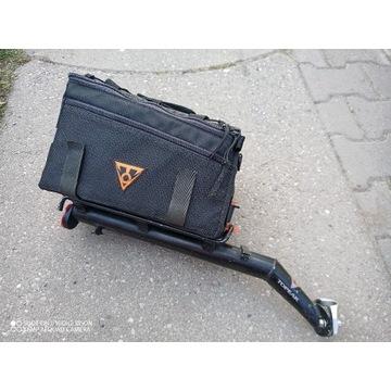TOPEAK - bagaznik + torba - OKAZJA !!!