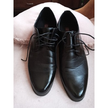 Pantofle męskie czarne