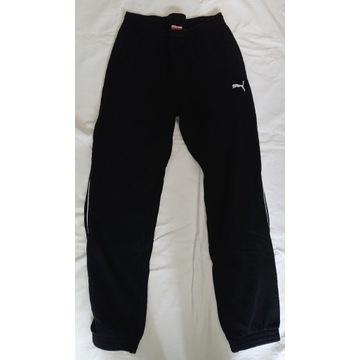 Puma spodnie dresowe bawelniane M bdb