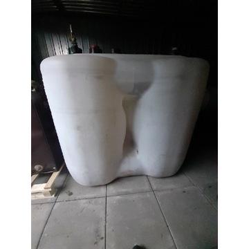 Zbiornik na olej opałowy/napędowy 1100 l