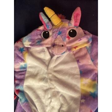 Piżama/kombinezon jednorożec