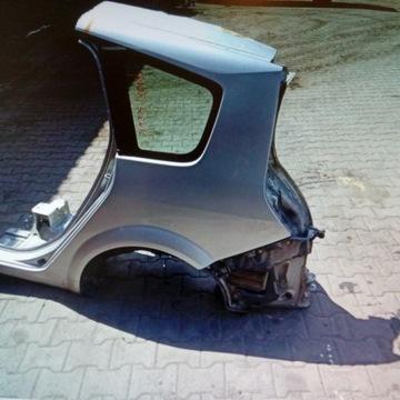 Ćwiartka lewa tył Renault grand Scenic II