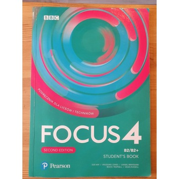 Student's Book Focus 4 Second Edition B2/B2+