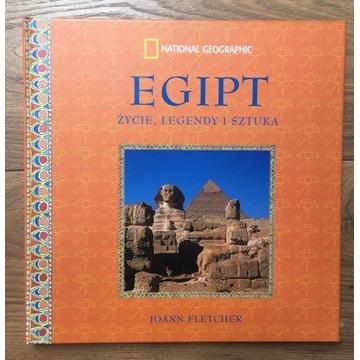 Egipt Życie, Legedy i Sztuka National Geographic
