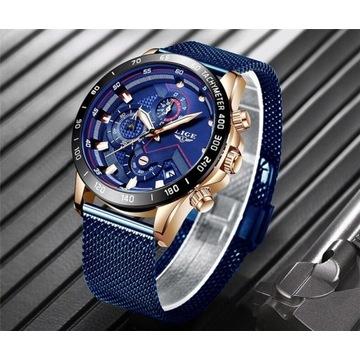 Zegarek męski Lige LG9929B