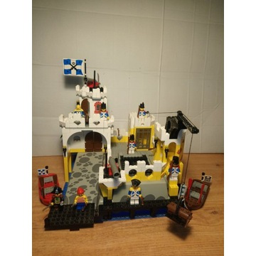 Lego Pirates Piraci 6276 Eldorado Fortress