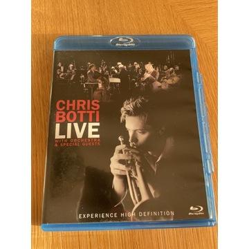 CHRIS BOTTI live bluray