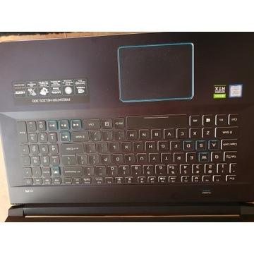Laptop predator helios300 PH317-53 17,3 cali