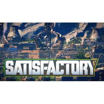 Satisfactory EPIC GAMES NA WŁASNOŚĆ NOWE KONTO