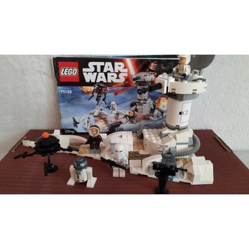 Klocki Lego Star Wars 75138 Hoth Attack