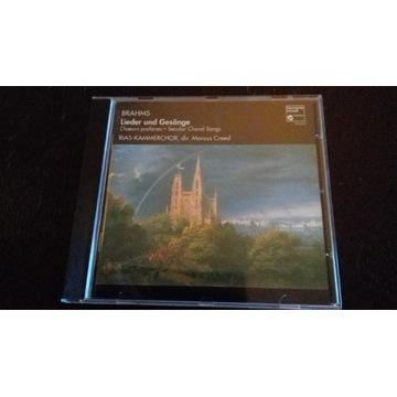 Brahms Lieder und Gesange