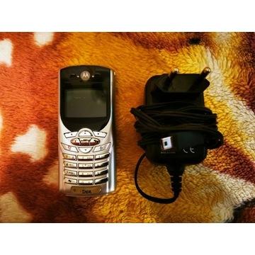 Motorola C350 z ładowarką