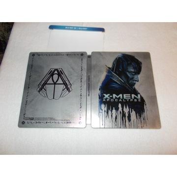 blu ray 4k uhd X-Men Apocalypse