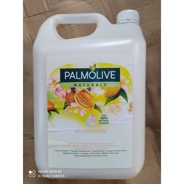 Palmolive mydło w płynie migdałowe 5l