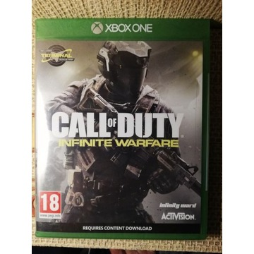 Call of Duty Infinite Warfare - XBOX ONE NOWA