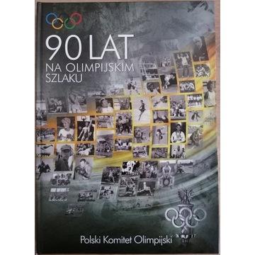 """Album """"90 lat na olimpijskim szlaku"""""""