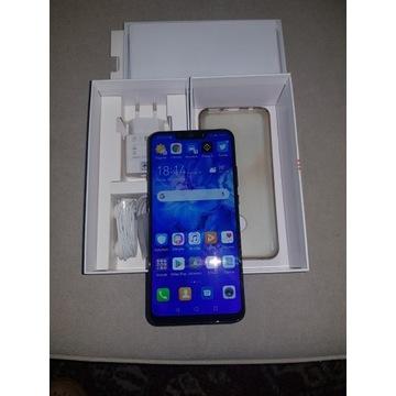 Huawei Nova 3 czarny 4/128gb + etui Gwarancja