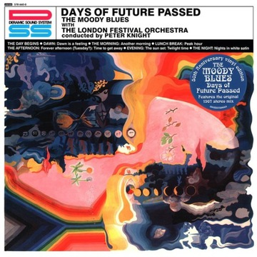 THE MOODY BLUES Days Of Future Passed (LP)