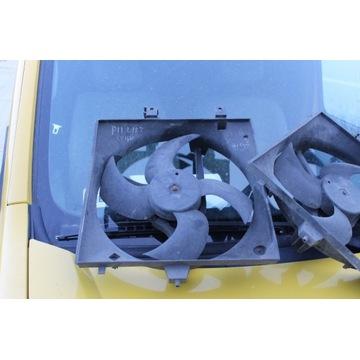 Wentylator Chłodnicy Nissan Primera P11 1.8 LIFT02