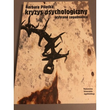 Kryzys psychologiczny wybrane zagadnienia