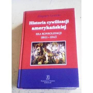HISTORIA CYWILIZACJI AMERYKAŃSKIEJ T.3