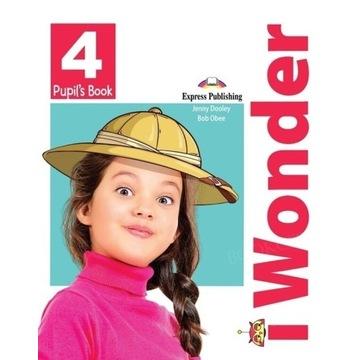 I Wonder 4 Pupils Book + Activity Book