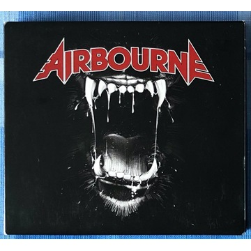 Airbourne - Black Dog Barking 2CD Special Edition