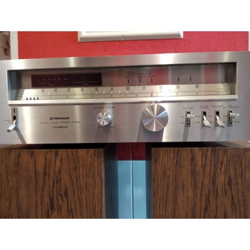 Pioneer TX-9800 tuner AM/FM