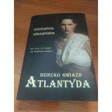 Książka Dziecko gwiazd Atlantyda