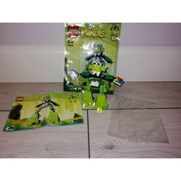 Lego Mixels 41549 Seria 6 GURGGLE. OPIS.