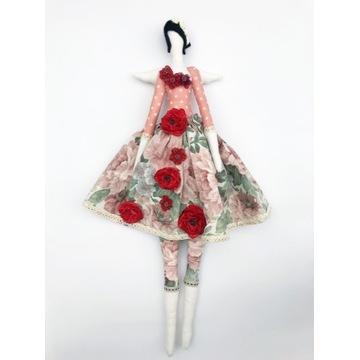Lalka handmade TILDA Anioł, Lalka rękodzieło