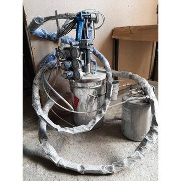 Żelkociarka BUFA ES1 Maszyna do aplikacji żelkotu