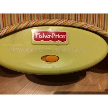 Fisher Price, Leżaczek – bujaczek ze zwierzątkami