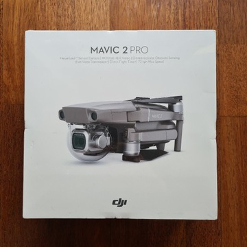 Dron DJI Mavic 2 Pro + 256GB SANDISK+ Care Refresh