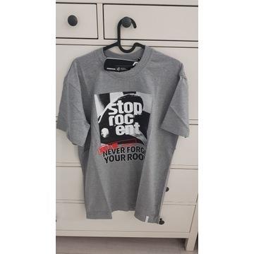 T-shirt koszulka STOPROCENT XL unikat NOWA