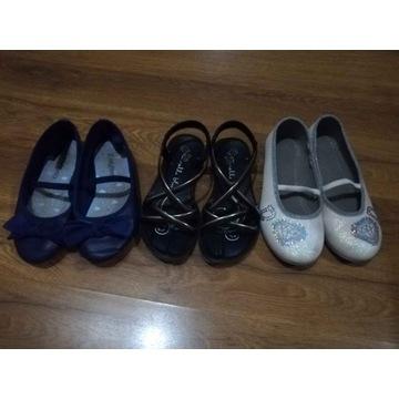 Zestaw bucikow dla dziewczynki rozmiar 31,32