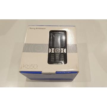 Sony Ericsson K550i Komplet!