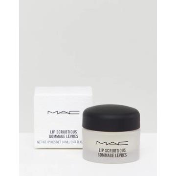 Mac Peeling Do Ust Lip Scrubtious Sweet vanilla