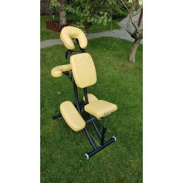 Krzesło do masażu, tatuażu HABYS +pokrowiec