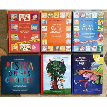 Zestaw książek dla dzieci (6 szt.)