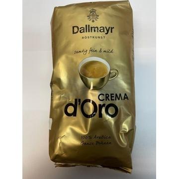 Kawa ziarnista Dallmayr Crema d'Oro 1 kg.