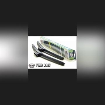Zestaw wycieraczek przód Heyner Hybrid Passat B8