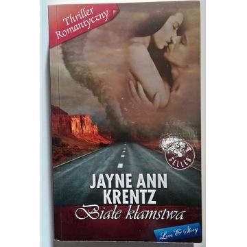 Jayne Ann Krentz - Białe kłamstwa