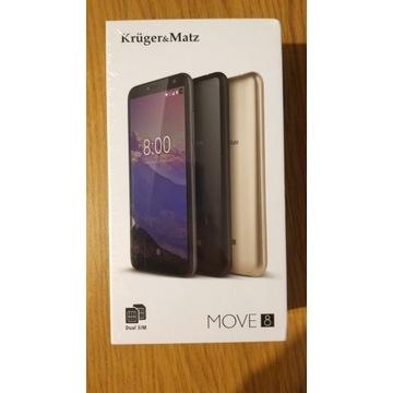 smartphone kruger &matz move 8